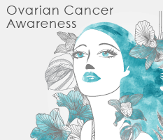 Be Ovarian cancer aware