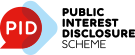 Public Interest Disclosure statement