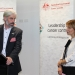 Jeremy and CEO of Cancer Australia, Helen Zorbas AO thumbnail