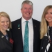 Professor Clare Scott, Duncan McPherson OAM and daughter Tess McPherson thumbnail
