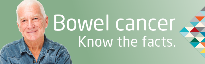 Bowel cancer - know the facts