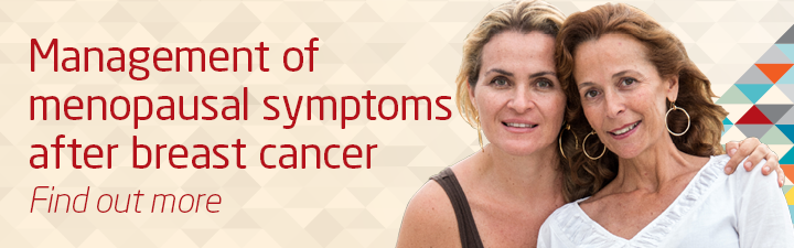 Management of menopausal symptoms after breast cancer