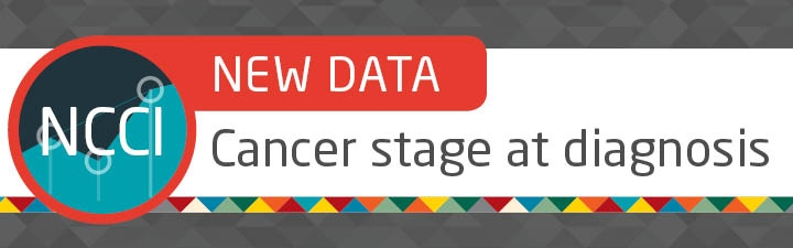 stage at diagnosis data