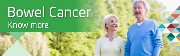 Bowel Cancer - Know more.