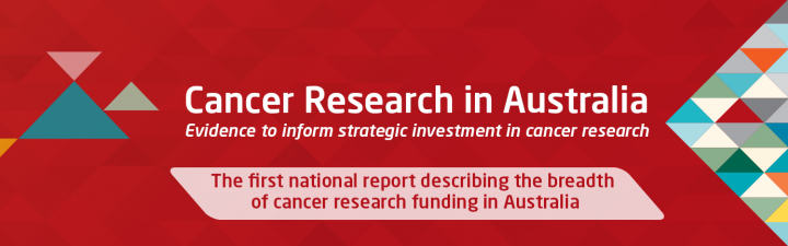The first national report describing the breadth of cancer research funding in Australia