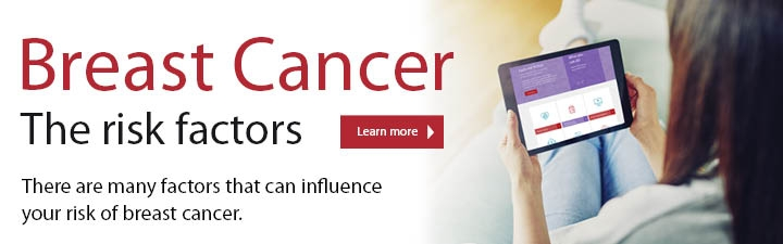 Breast Cancer Risk Factors site