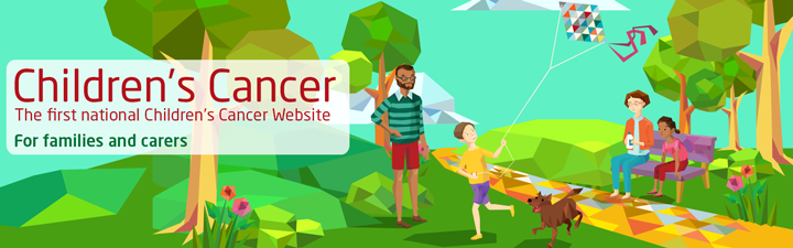 Childrens Cancer website